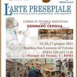 Roma – Corso teorico pratico presepistico in stile popolare