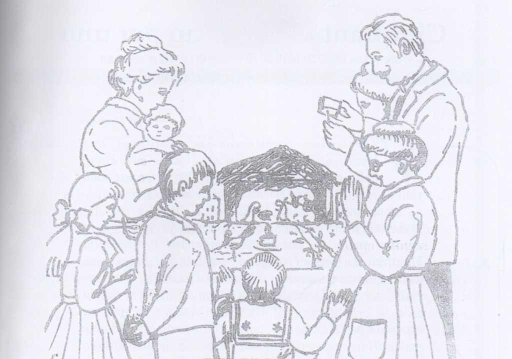 preghiera presepista - don alessandro