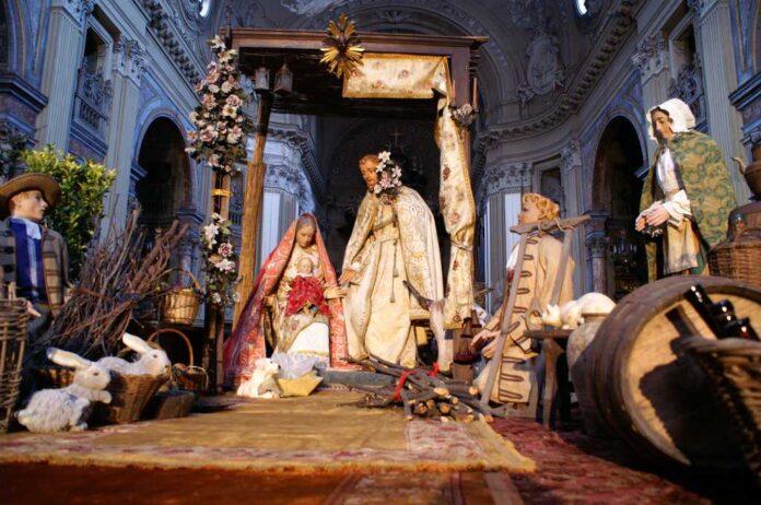 Presepe San Filippo Torino