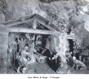 sacro monte oropa presepe