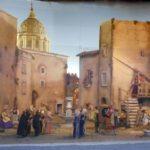 Roma: Il presepio di Piazza Navona dell'AIAP